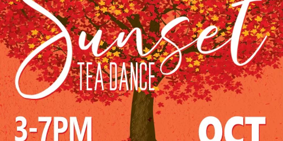 Sunset TEA Dance with Legendary DJ Brad Scott