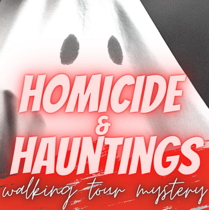 Tasting & Haunted Walking Tour
