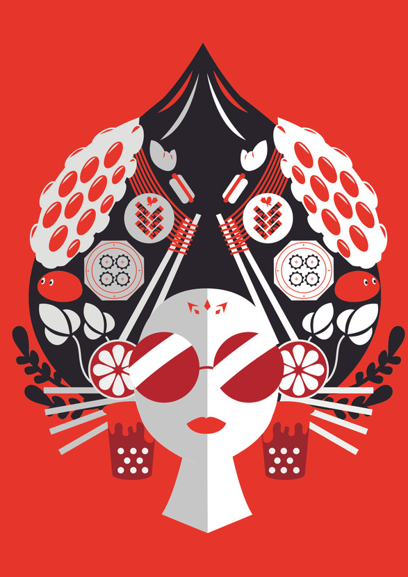 Hong Kong Redpacket Design 1
