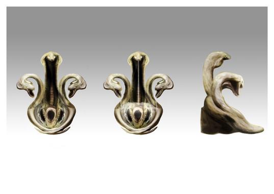 Snake Fountain Conept 2