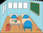 Brighter Illustration Classroom