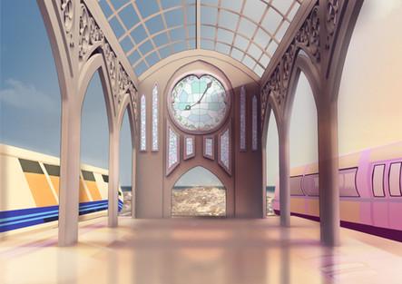 Station 5 concept
