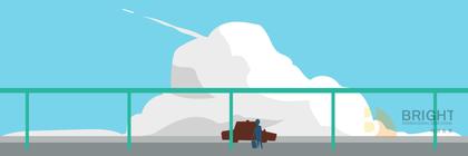 Brighter Illustration Airport
