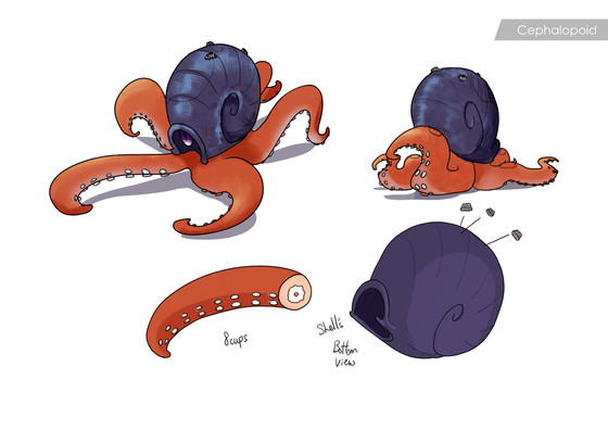 Octopus concept