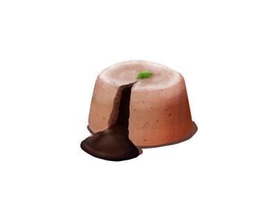 CHocolate laten cake