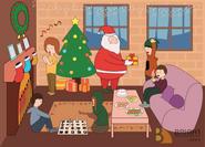 Brighter Illustration Christmas