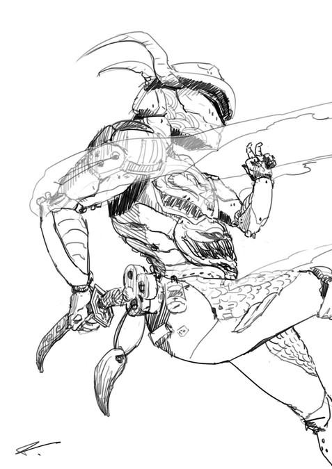 Genji Fanart