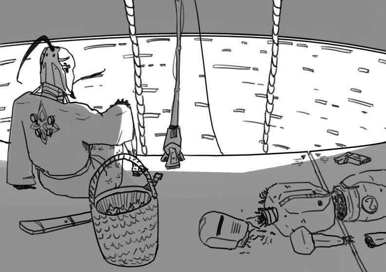 Arena sketch