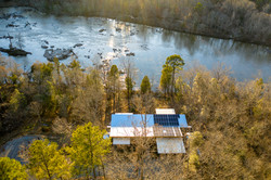 Haw River House Context