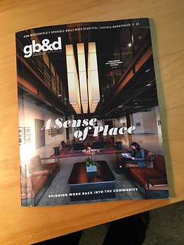 Green Building and Design Magazine April 2020