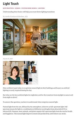 Guest Columnist Custom Builder Magazine April 2019