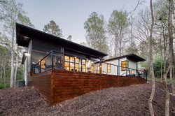 Professor's House Porches