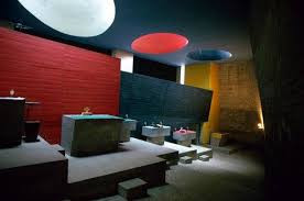 Modern Architects Love Color Too