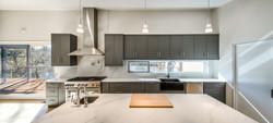 Haw River House Kitchen Window Backsplas
