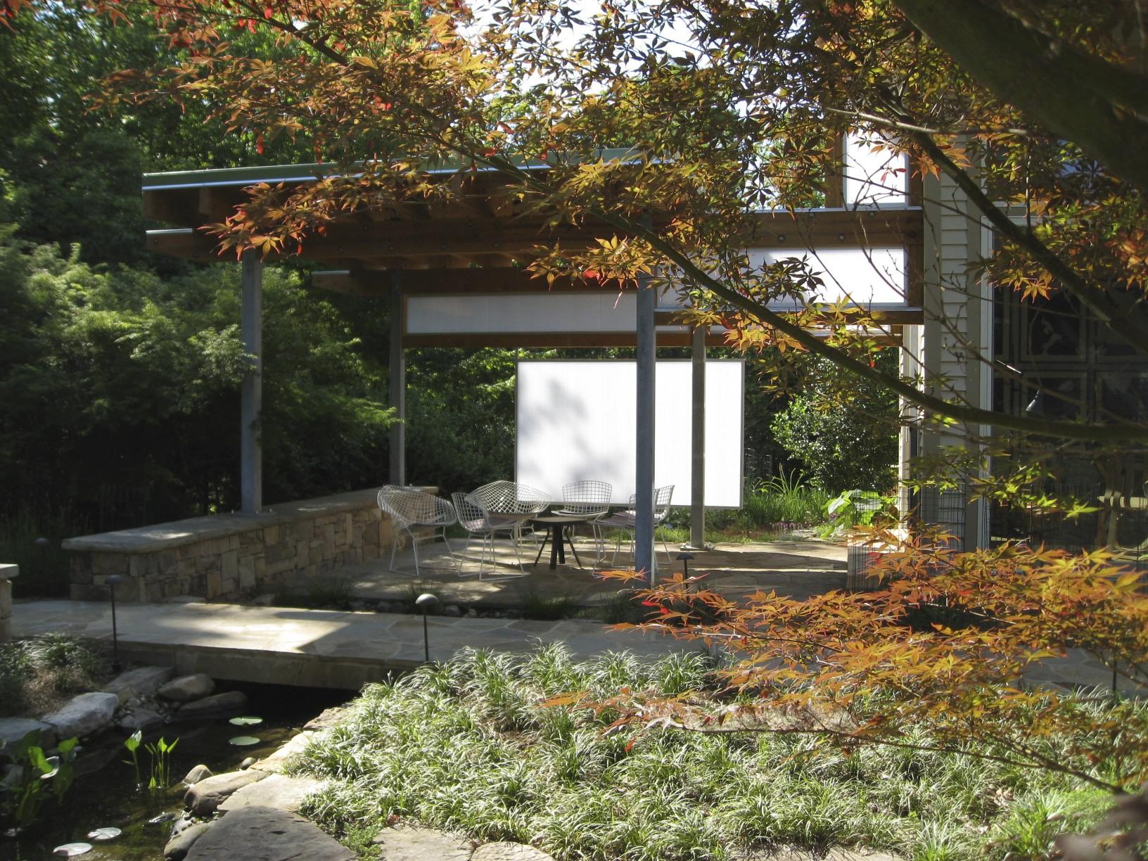 Lantern Pavilion