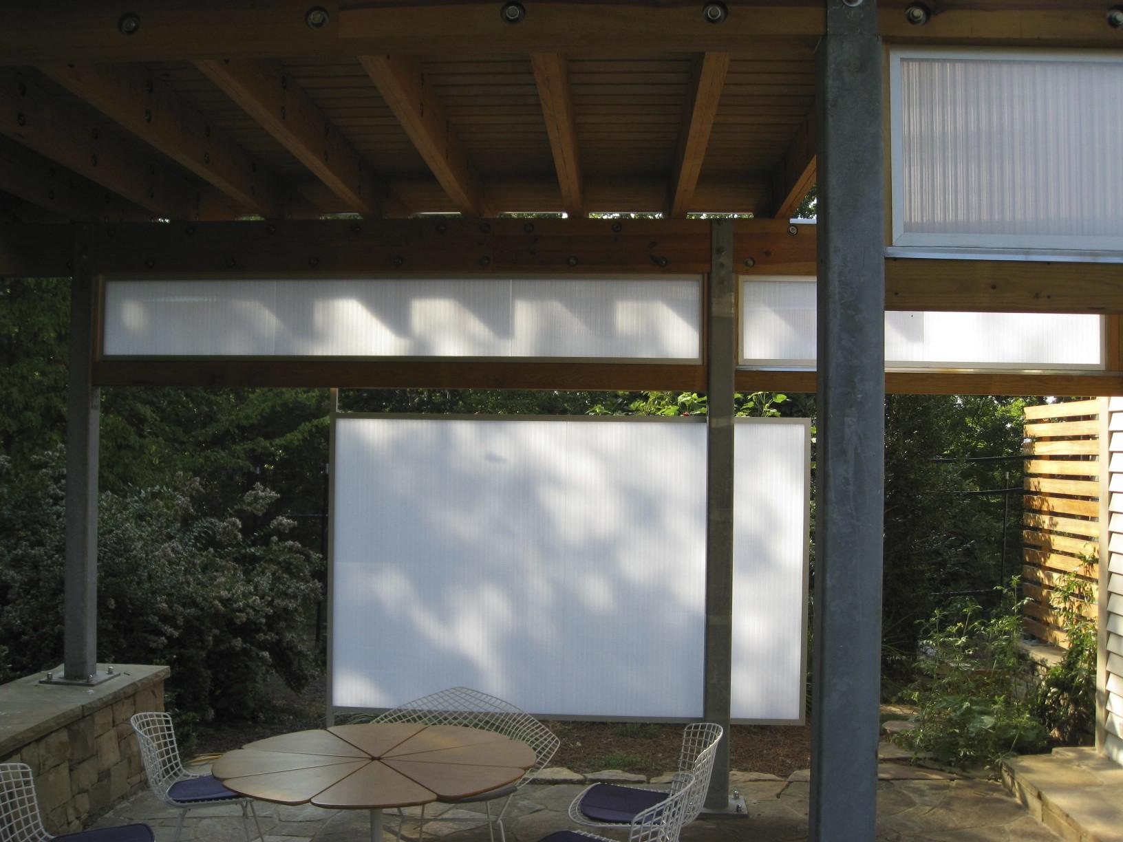 Lantern Pavilion - 5pm July