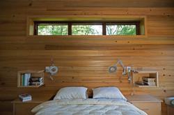 HMCH Reclaimed Wood Wall: © Allen Weiss