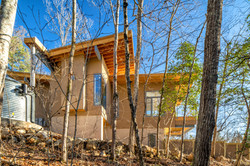 Haw River House North Side