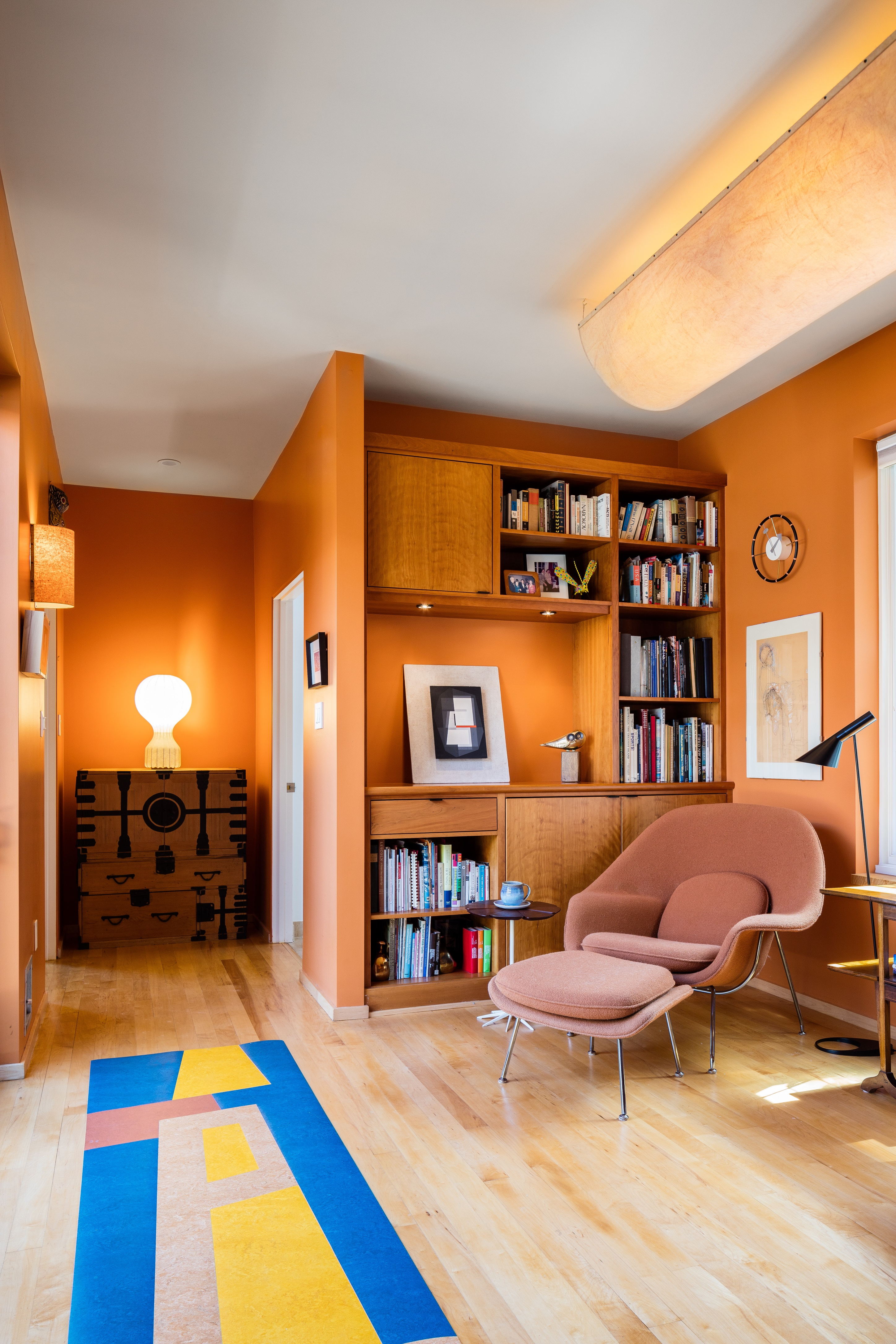 Library - Stillhouse Residence