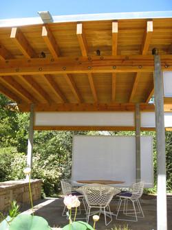 Detail - Lantern Pavilion