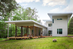Murphy-Dunn Net Zero House