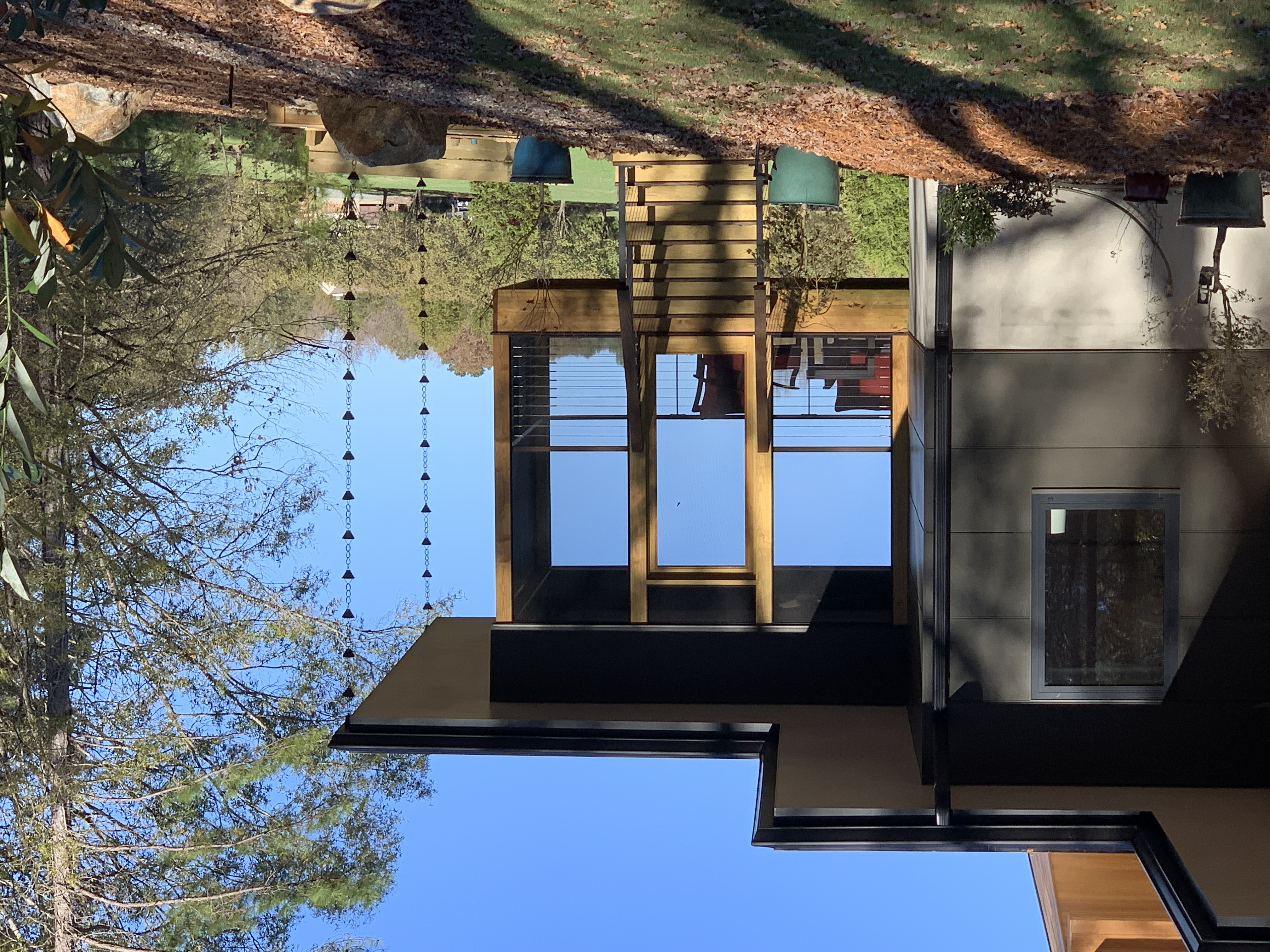 Floating Screen Porch