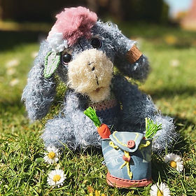 What do you do when you crochet a Donkey