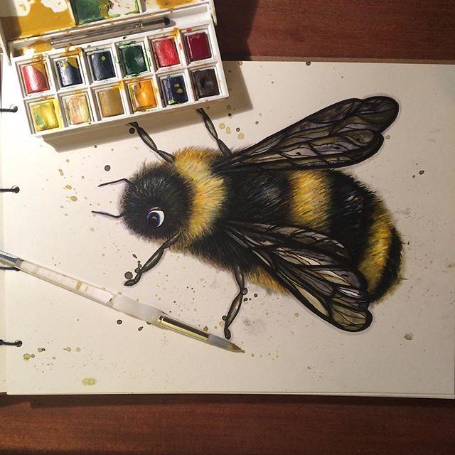 Messy Paint Pallette 🍬_._._._._._._._
