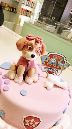 Paw Patrol Cake (4)