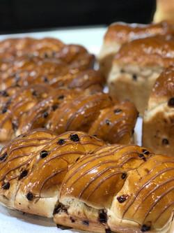 Chocolate Chip Bread