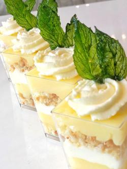 Bee Sting Dessert