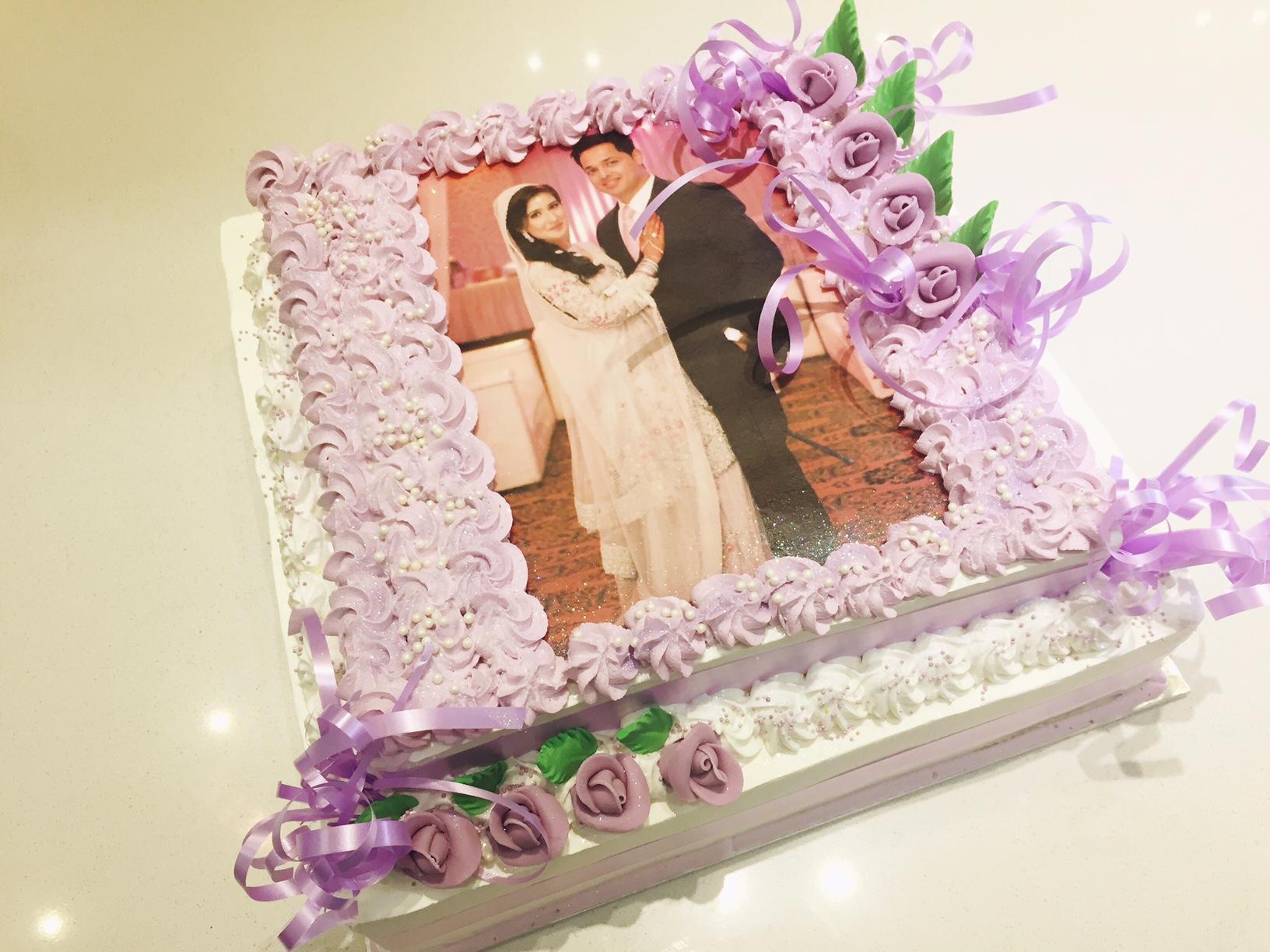 Wedding Cake 2D