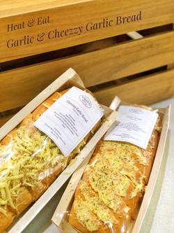 Cheezzy Garlic Bread
