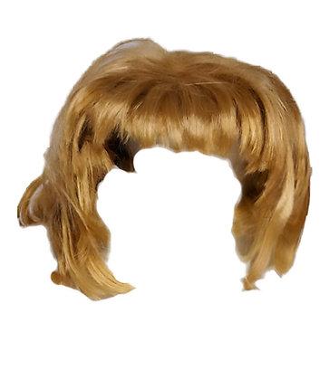 Diferentes tipos de pelucas y postizos