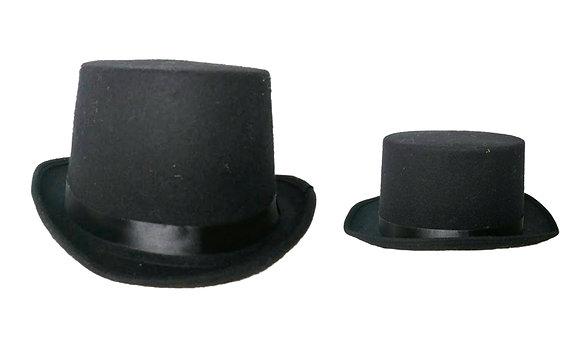 Sombrero copa disfraz