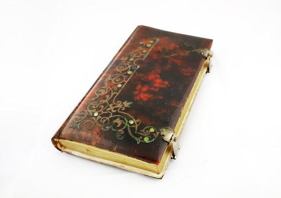 Libro misal comunión nácar antiguo