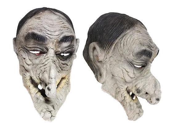 Máscara látex viejo
