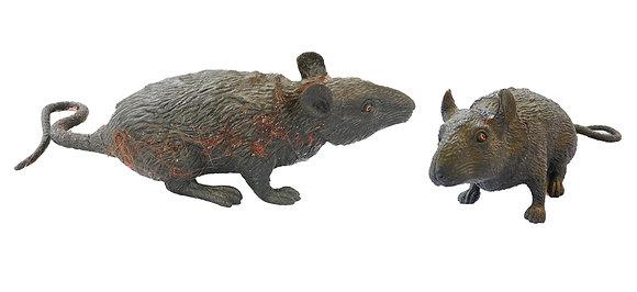 Ratas de goma