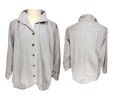 Camisa mujer en tejido ligero