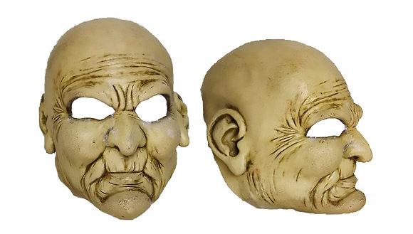 Máscara de látex integral
