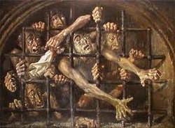 Escarnio, Tortura y Sacrificio