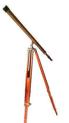 Telescopio antiguo