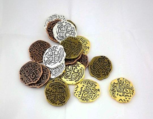 Monedas cofre