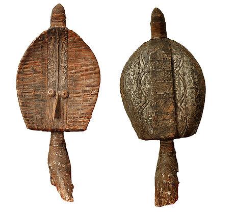 Máscara ritual mortuoria de Mali