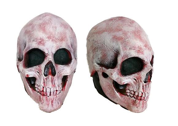 Máscara integral látex calabera