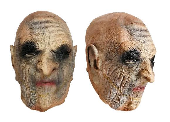 Máscara integral látex viejo