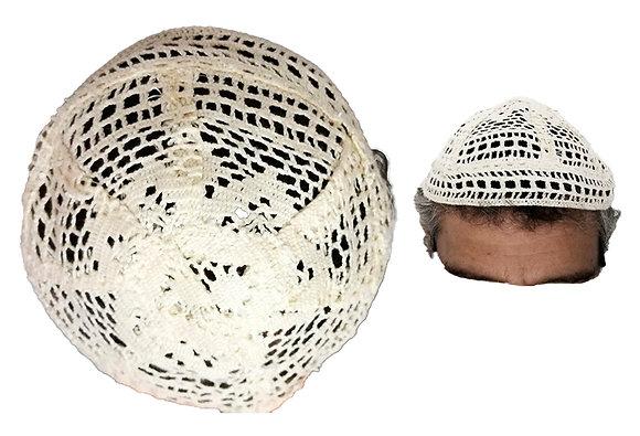Bonete de croché judio