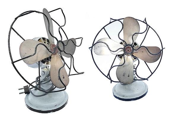 Ventilador antiguo 125 V