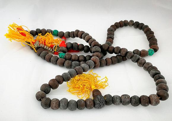 Rosario de semillas indú