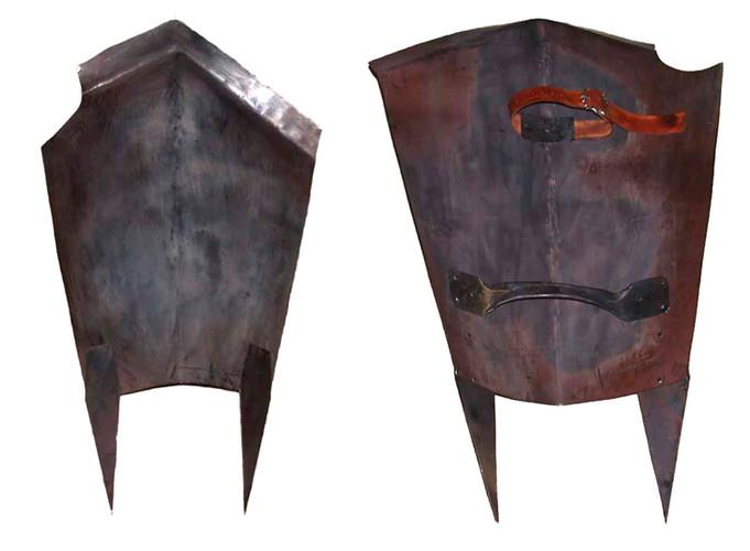 Escudos Uruk Señor de los Anillos